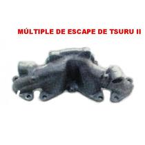 Multiple De Escape De Motor Para Nissan Tsuru Ii