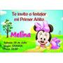 Tarjetas Personalizadas. Invitación Cumpleaños Infantiles