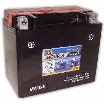 Bateria Moura Moto 12v E 10ah Kawasaki Er6 650 Ninja 650