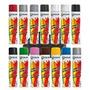 Tinta Spray Cor Cromada P/ Veículos E Afins