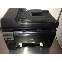 Se Vendré Impresora Hp Laserjet 100 Color Mfp M175nw