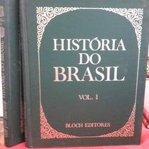 Coleção: História Do Brasil - Vol 1 E 2.