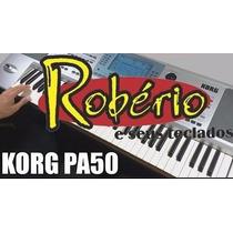 Ritimo Robério E Seus Teclados Pa50 Sd (sem Sample)