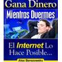 Libro Gana Dinero Mientras Duermes En Formato Digital Pdf