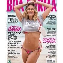 Revista Boa Forma 353 Deborah Secco Mar 2016 Debora Lacrada!