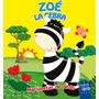 Marionetas De Dedo. Zoé La Cebra (marionetas De Envío Gratis