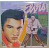 Lp Elvis Presley - Coletanea: 10 Anos De Saudades