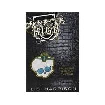 Libro Monster High -1524 *cj
