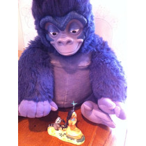 Disney Store Gigante Original Tarzan Terk Mattel 60 Cm