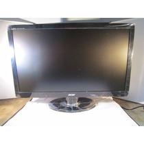 Monitor Acer 18.5 Pantalla Hd Led Extra Delgado Oferta