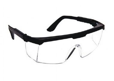 8fa8fb3d96b5c Óculos Proteção Anti Risco Rj Incolor - 20 Unidades - R  99,19 em Mercado  Livre