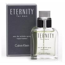 Lote De 30 Perfumes Eternity For Men Calvin Klein 100ml