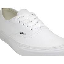 Vans Blancos De Piel