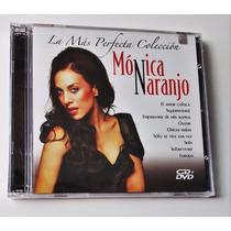 Monica Naranjo Cd Dvd La Más Perfecta Colección Emperatriz D