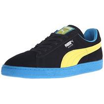 Zapatos Hombre Puma Suede Classic Lfs Moda Zapati Talla 38