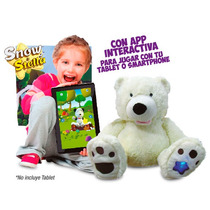 Osito Peluche Interactivo Snow And Stella Tv Next Point Orig