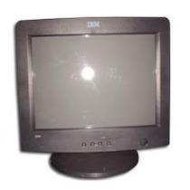 Remate De Monitores Crt Negros De 17 Usados Con Garantía