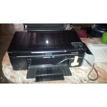 Impresora Multifuncional Epson Tx130 Para Reparar Negociable