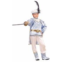 Exclusivo Disfraz De Príncipe Encantador Prince Charming