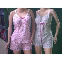 Pijamas Para Damas Y Niños Variedad De Tallas S-xl