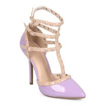 Zapatos De Vestir Tacón Para Damas Marca Wild Diva