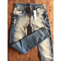 Calça Jeans Masculina Calvin Klein(ck) Skinny 50%off