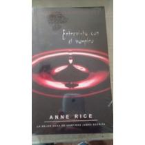 /libro Entrevista Con El Vampiro / Anne Rice