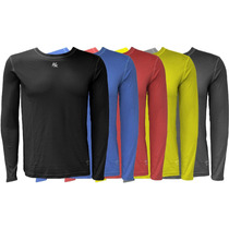 Camisa Térmica Kanxa 5874 Fator Proteção Solar Uv50 + Bacter