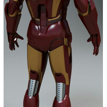 Modelo 3d De Ironman Mark Vii