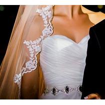 Vestido De Noiva Alta Costura. Estilista Famoso