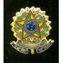 Brasão Da República Do Brasil - Broche Pin De Lapela