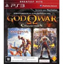 Jogo God Of War Collection 1 E 2 Ps3 Midia Fisica Original