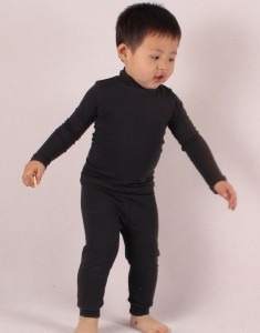 Blusa Térmica Bebe Nenem+calça Térmica Bebe Nenem Frio - R  70 44d82252843a1