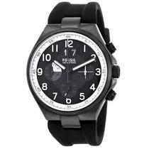 Reloj De Hombre Fossil Ch2918 100% Original Con Cronografo