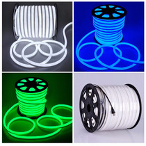 Mangueira De Led Neon Flex Profissional Fita De Led Moderna