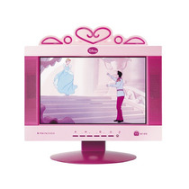 Tv Lcd Rosa 13 Polegadas Disney - Cce Lcp-131