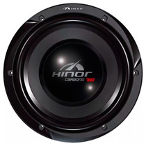 Subwoofer Carbono 12 Pol Hinor 350w Rms 4 Ohms