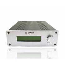 Transmisor Fm De 30 Watts Radio Comunitaria Entrega Inmediat