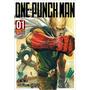 One - Punch Man - Mangá Número 1
