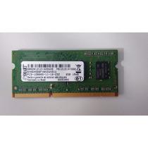Memoria Hp 2gb 1600mhz Pc3-12800 Ddr3 Sdram Notebook