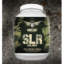 Army Dog, Soldier 1kg Proteina Perro Hidrolizada