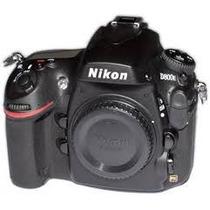 Camera Nikon D800 36.3 Mp (somente Corpo) C/ Nota Fiscal