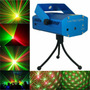 Set Dj Luces Led Laser Mult +bola Espejos+flash Audioritmico