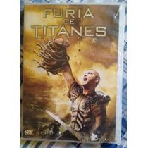 Furia De Titanes (clash Of The Titans) 2010 - Dvd