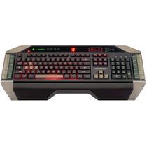 Teclado Para Pc Cyborg V7 Para Gamer Retoiluminado Leds
