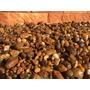 Piedra Lavada De Río Canto Rodado X 30 Kg Jardineria Calidad
