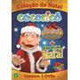Dvd Cocoricó Coleção De Natal 2 Discos Original E Lacrado