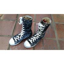 Zapatos Converse Original Corte Alto Talla 42