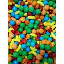 Dulce 5 Kg Granel Importado Frutitas Para Maquinas Chicleras
