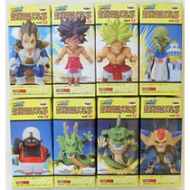 Banpresto Dragon Ball Z Wcf Vol 7 Goku Vegeta Broly Ssj